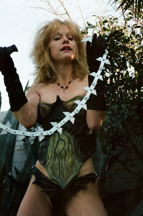 Lost Linnea Quigley Film Scream Queen to Finally See the Light of Day