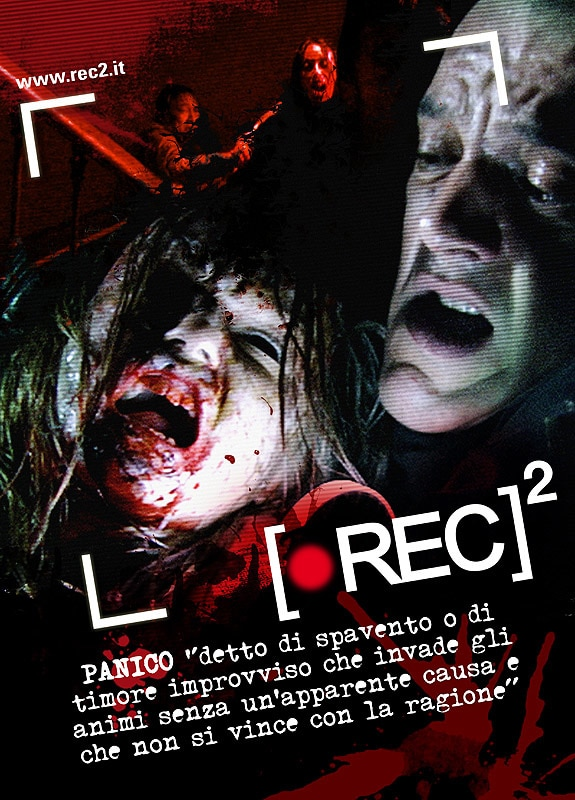 REC 2 Gets Italian One-Sheets