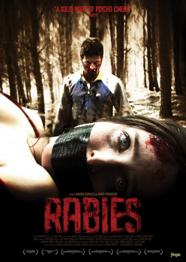 Get Infected by Rabies One-Sheet