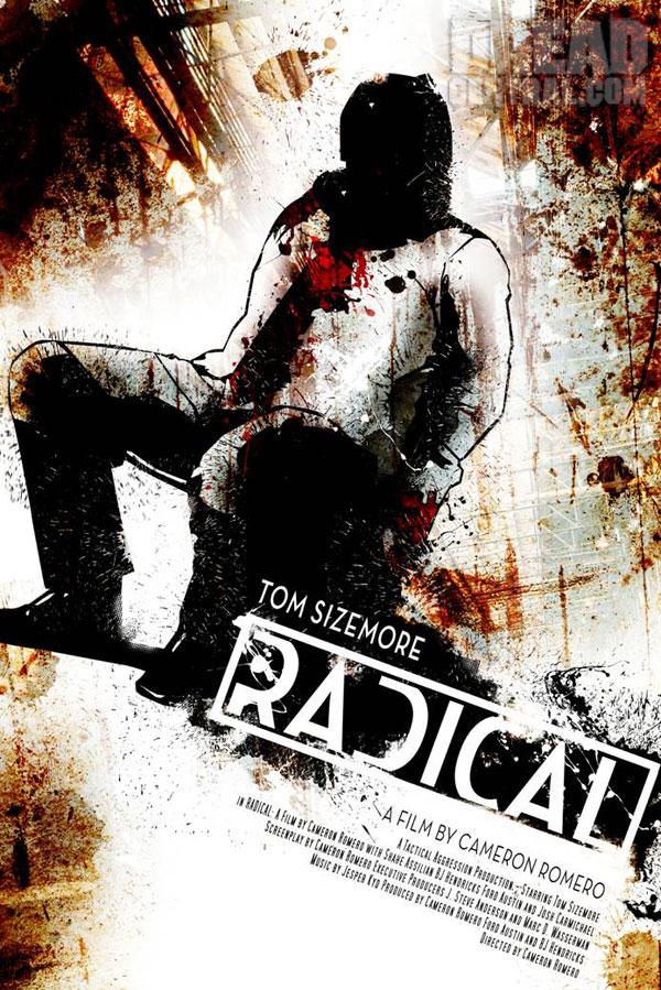 Official One-Sheet and More - Cameron Romero's Radical