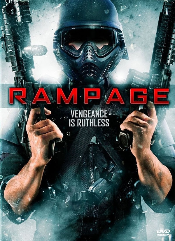 rampage - Uwe Boll's Rampage: Capital Punishment Locked and Loaded for Home Video Release
