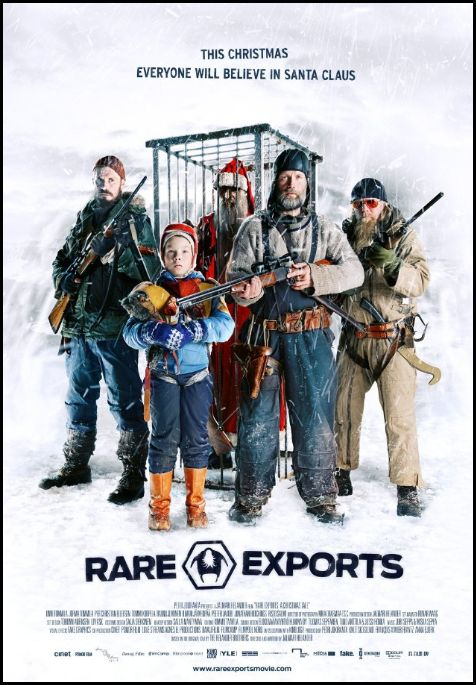 Import Your Very Own Rare Exports A Christmas Tale DVD This Halloween