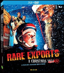 Rare Exports:  A Christmas Story (DVD and Blu-Ray)