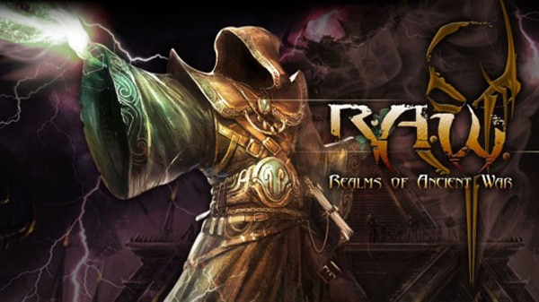 R.A.W. Realms of Ancient War Now Available; Win A Free Code!