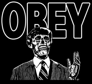 OBEY ROTTEN COTTON