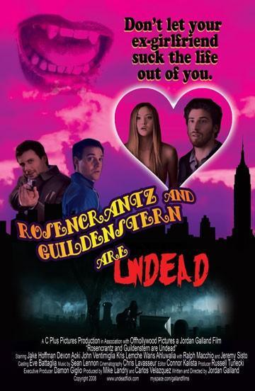 New One-Sheet/Release Date: Rosencrantz & Guildenstern Are Undead