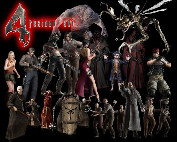 Resident Evil: Code Veronica and Resident Evil 4 Coming Back in Glorious HD!