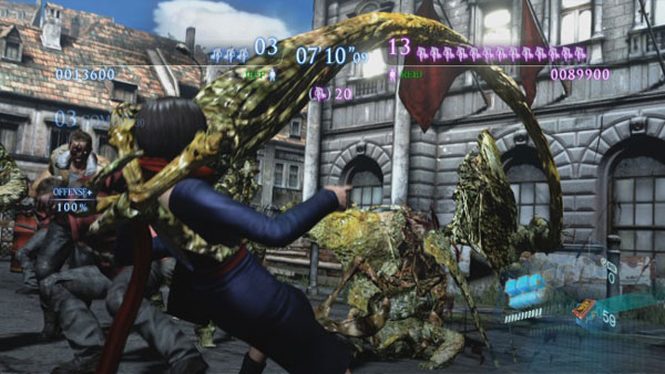 re6b - New Bloody Content Arrives For Resident Evil 6 This Month