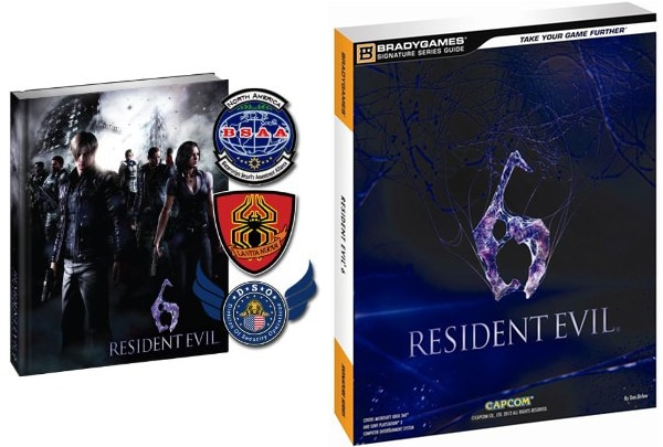 BradyGames Offers Gamers Extra Help via the Official Resident Evil 6 Strategy Guide