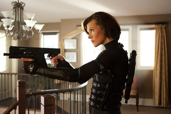 rea - New Resident Evil: Retribution Image Offers More of the Same