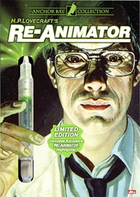 Re-Animator: The Anchor Bay Collection DVD (click for larger image)