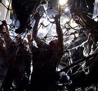 You're Next to See This Latest Behind-the-Scenes Rec 4: Apocalypse Still