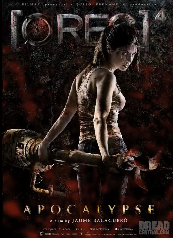 rec 4 poster wm - A Quartet of New Rec 4: Apocalypse Videos