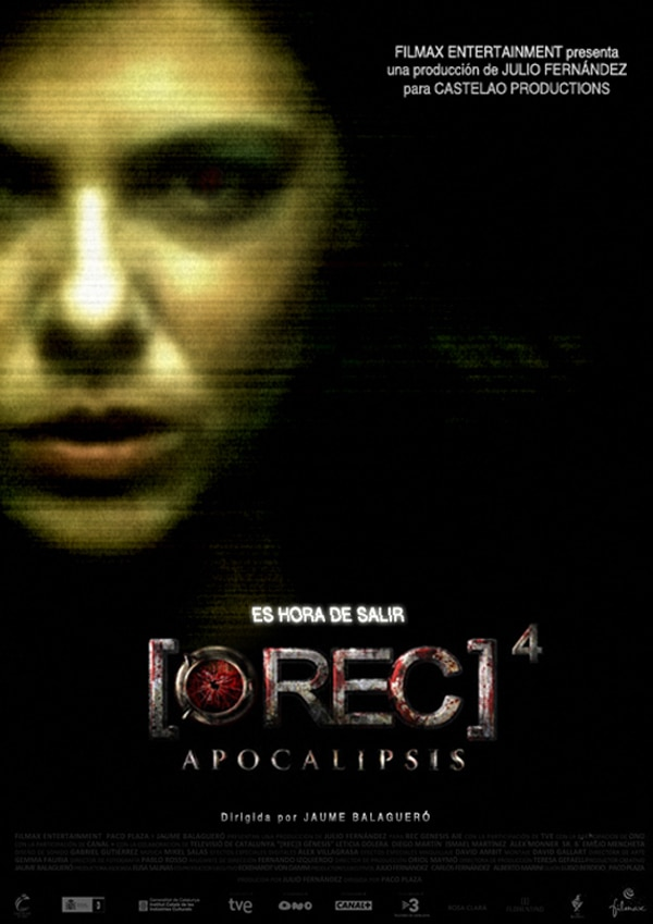 Two New Teaser Posters for REC 4: Apocalypse