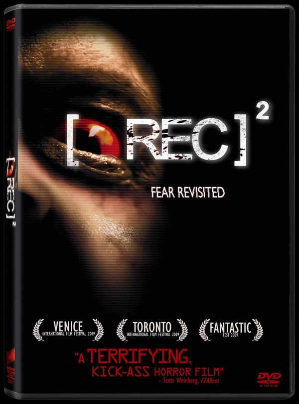 rec2cov - [REC] 2 Finally Hits DVD Stateside
