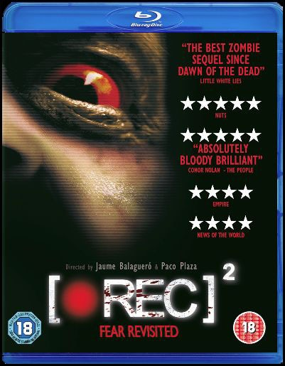 [REC] 2 Viral Zombie Emergency Video and New Stills