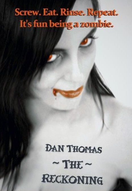 Author Dan Thomas Re-launches The Reckoning as an eBook