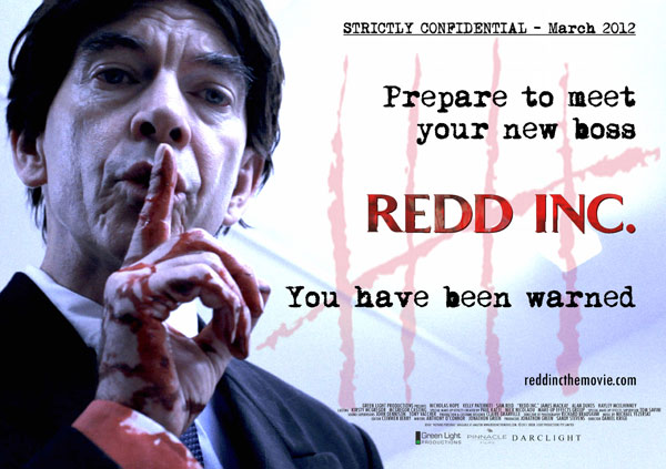 Saw Meets The Office in Redd Inc., See the Trailer NOW!
