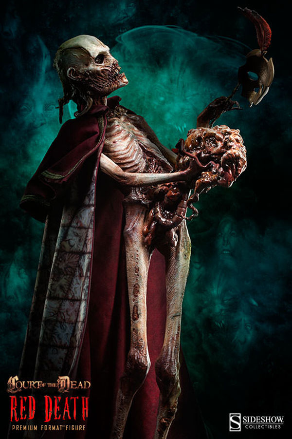 reddeath1 - The Court of the Dead Rises in these Motion Comics from Sideshow