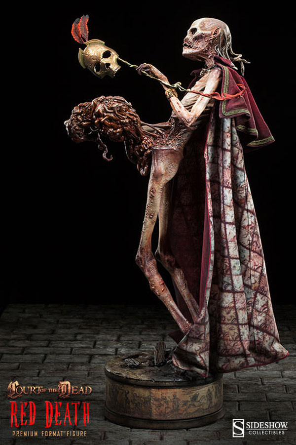 Sideshow Adds The Red Death to its Court of the Dead