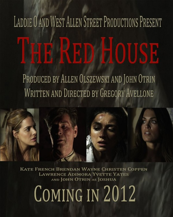 Post-Production Wrapping... Prepare for The Red House
