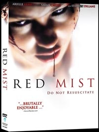 Red Mist DVD review