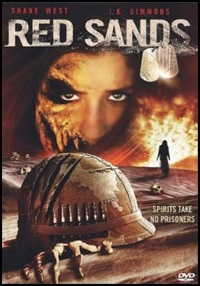 Red Sands on DVD