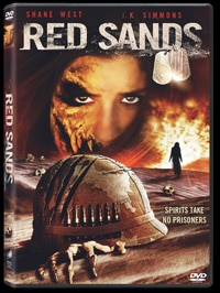 Red Sands on DVD!