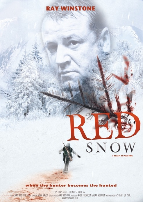 Synopsis and Art Work: Red Snow