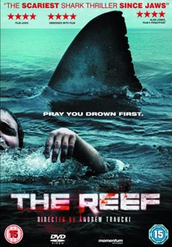 The Reef UK DVD