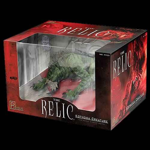 What do You Get the Horror Fan Who Has Everything? THE RELIC!