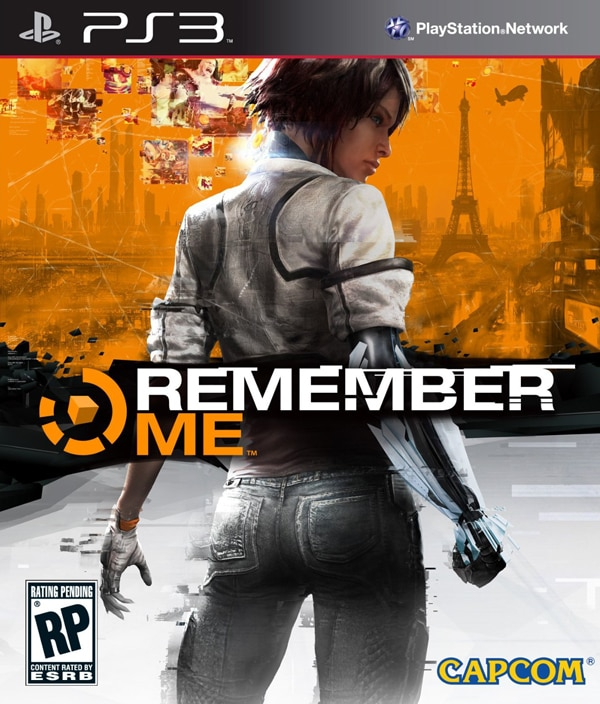 remme - Monster Capcom Update: Remember Me, Monster Hunter 3 Ultimate, Darkstalkers Resurrection, RE Revelations!