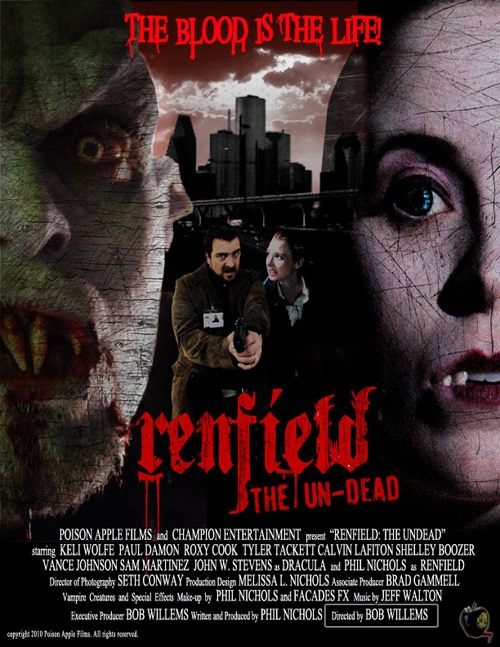 Meet Renfield: The Undead's Count Dracula