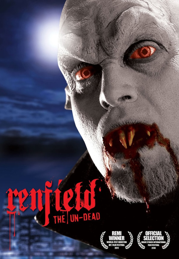 Renfield: The Un-Dead Will Rise onto DVD this October