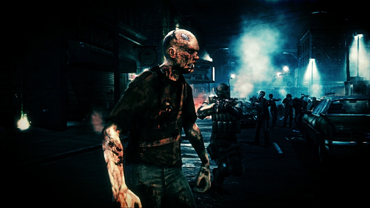 Chaos Reigns in Latest Resident Evil: Operation Raccoon City Trailer