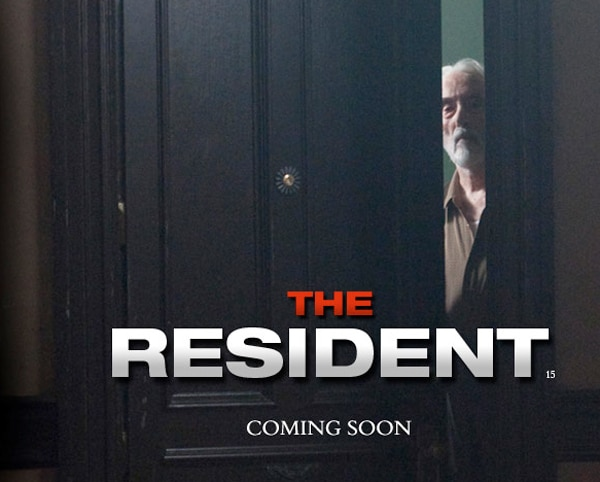The Resident Gets a New Date and a Revised Trailer