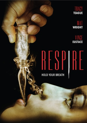 Gasp at Respire DVD Details and Art