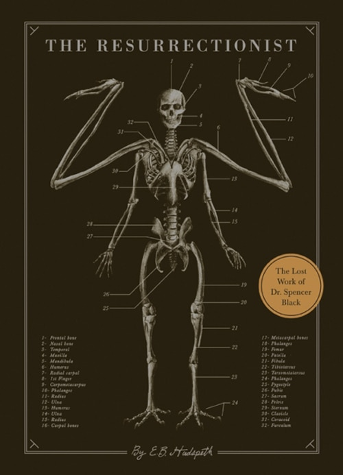 resurrectionist - CONTEST CLOSED! Win a Copy of The Resurrectionist: The Lost Work of Dr. Spencer Black