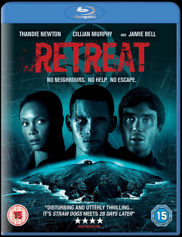 UK Readers: Win a Copy of Retreat on Blu-ray