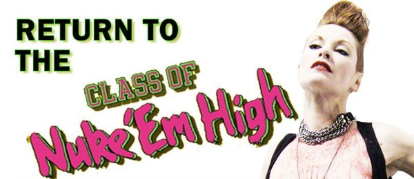Troma Issues a Call for SPFX Makeup Artists for Return to Class of Nuke 'Em High