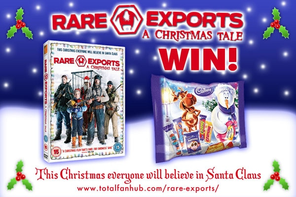 UK Readers: Win a Copy of Rare Exports: A Christmas Tale on DVD, and More!