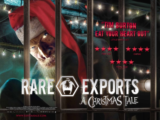 In London? Come See a Genuine Rare Export and Win Some Goodies on Twitter!