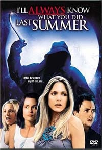 I'll Always Know What You Did Last Summer DVD