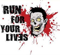 Prepare for the Apocalypse with Run for Your Lives Zombie-Infested, Obstacle-Laden 5K Runs