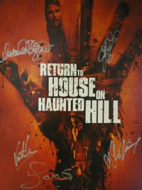 Return to House on Haunted Hill Prize Packs!