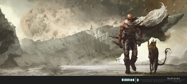 The Chronicles of Riddick: Dead Man Stalking Begins Casting! (click for larger image)