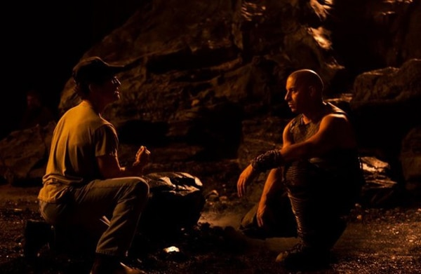 Vin Diesel Gets Direction in latest Chronicles of Riddick: Dead Man Stalking Images