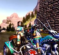 Two-Wheeled Action Begins This Summer In Ride to Hell: Route 666