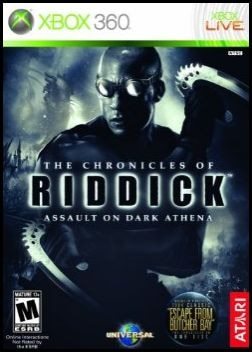 Chronicles of Riddick Game Q&A