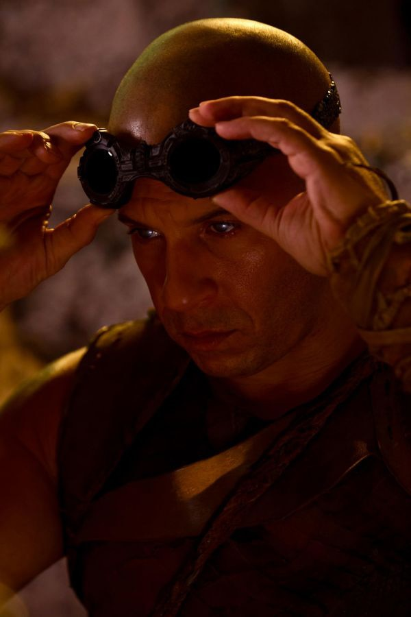 New Riddick Image Showcases Guns for Hire!